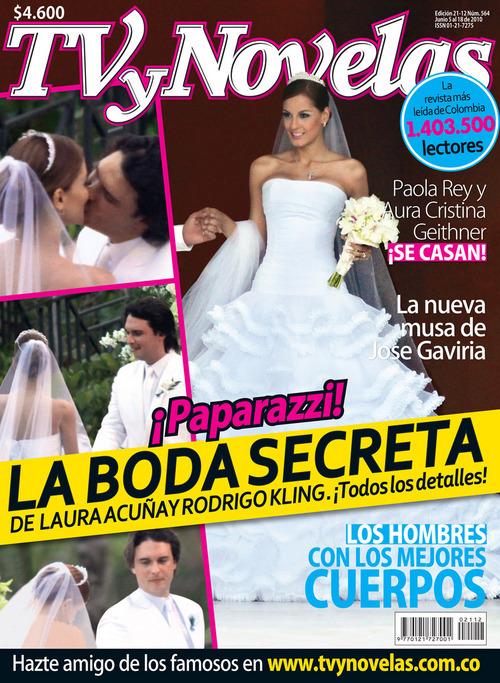 ... Rodrigo Kling! todo en la nueva edición de la revista TV y Novelas