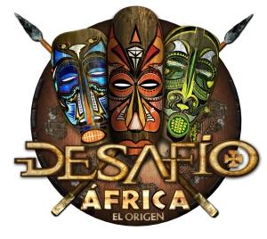 DESAFIO AFRICA EL ORIGEN LOGO