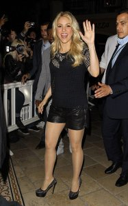 Shakira en The Voice.