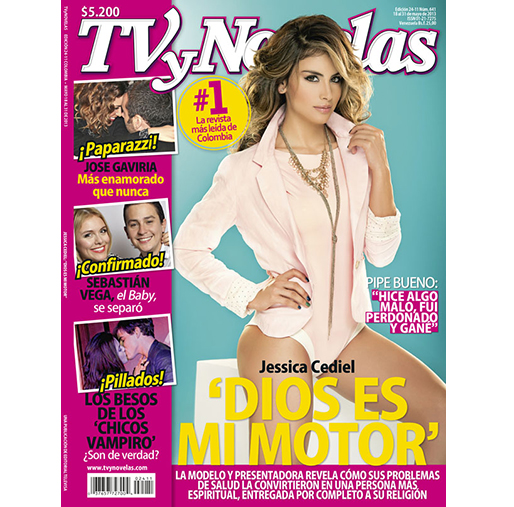 Revista TV Y Novelas
