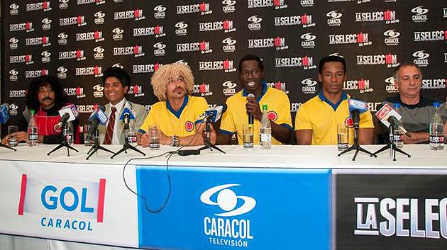 """Caracol presentó a la prensa """"La Selección"""" antes de su estreno ..."""