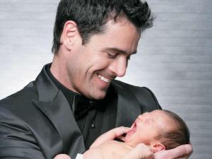 rafael novoa y su hija