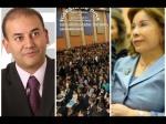 Maria Luisa Piraquive y Carlos Baena