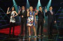 jurados y presentadores la voz kids colombia