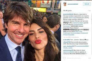 tom cruise jessica cediel