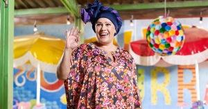 Jennifer Stefens Doña Pati Polvo Carnavalero