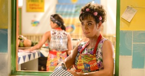 Luly Bosa es Loli polvo carnavalero