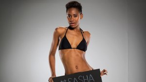 sasha Palma Colombia's Next Top Model